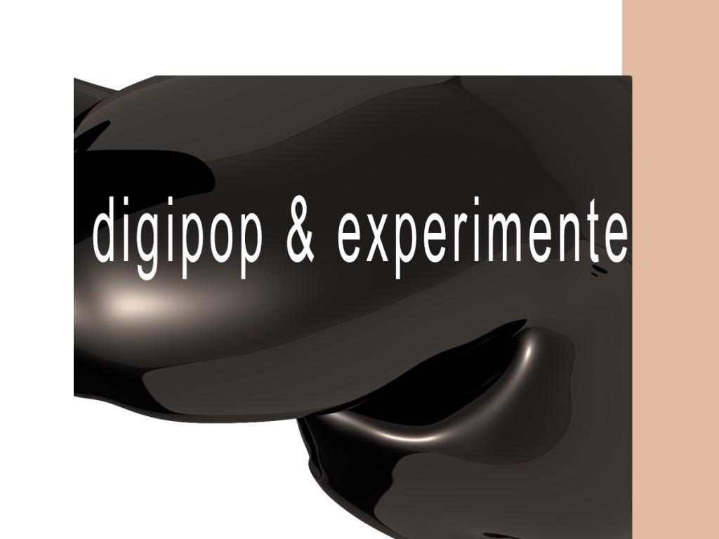 DIE DIGITALE DÜSSELDORF digipop & experimente
