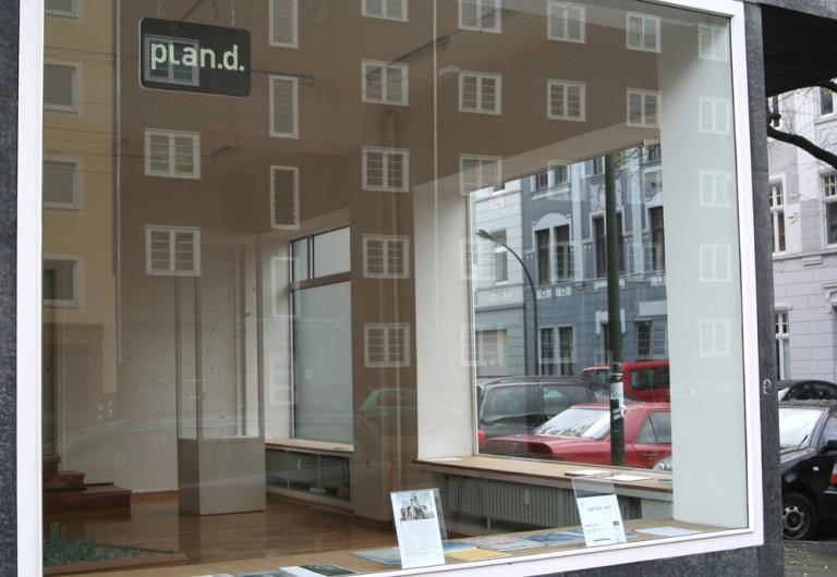 die digitale düsseldorf galerie plan.d