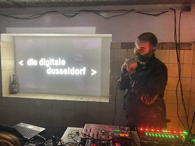 DIE DIGITALE DÜSSELDORF dokumentation 2019